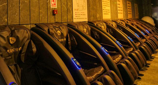 按摩椅需求走热 安全事件诱发行业信任危机
