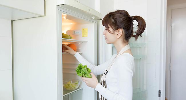 """让食物在冰箱里""""各得其所"""""""