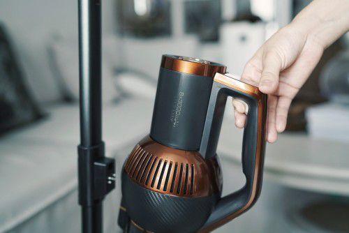 莱克电气:匠心打造全新立式吸尘器M12MAX 核心技术驱动轻便再升级