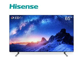 海信星河系列新品上市!OLED电视如此低价究竟原因为何?