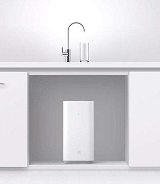 有终生不换滤芯的净水机?