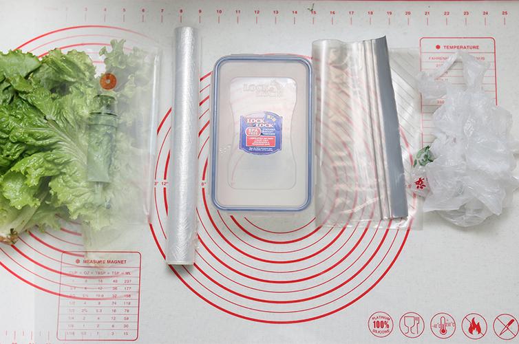 五种食品包装制品大PK 实测结果令人大吃一惊!
