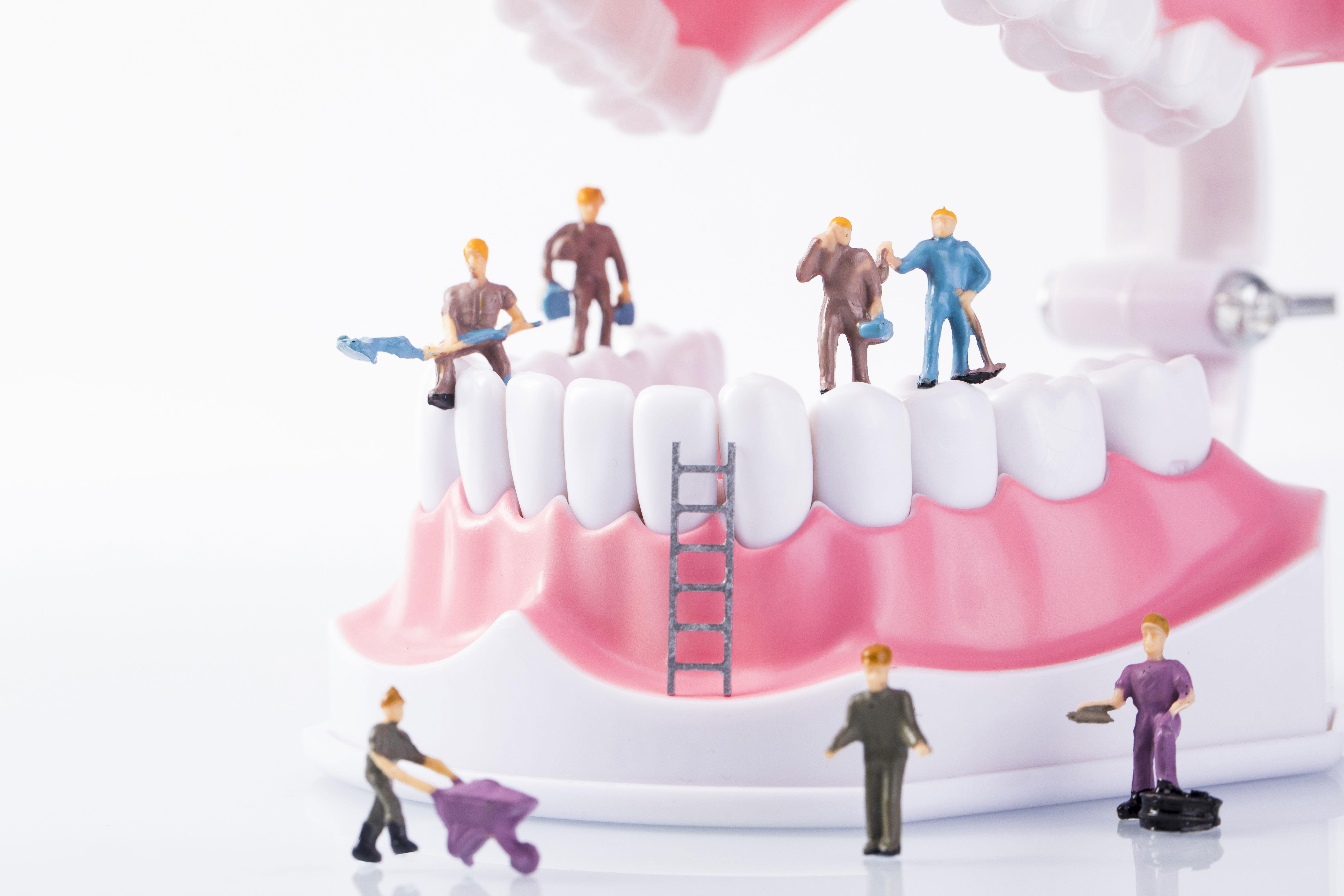 日常口腔清洁 当有冲牙器一席之地