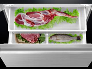 """澳柯玛S+Pro系列冰箱,秋季餐桌上""""鱼羊""""的秘诀"""