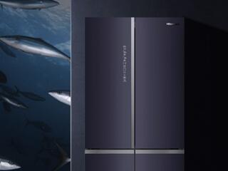 冰箱可以有多节能?看海信真空休眠冰箱!