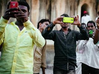 印度智能手机出货量回升至历史新高
