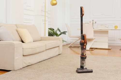 莱克立式吸尘器:完美诠释科技与美学