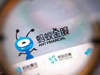 蚂蚁集团冲击IPO:估值2800亿美元 它的市盈率是多少?
