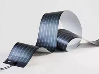 太阳能电池如何柔为美