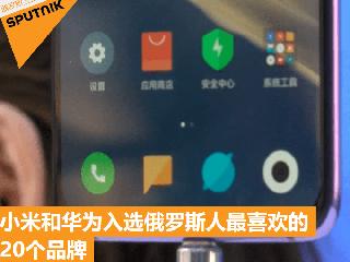 小米成俄罗斯最受欢迎的手机品牌