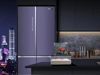 双十一冰箱怎么选?黑科技赋能海信真空休眠冰箱新鲜健康双保障
