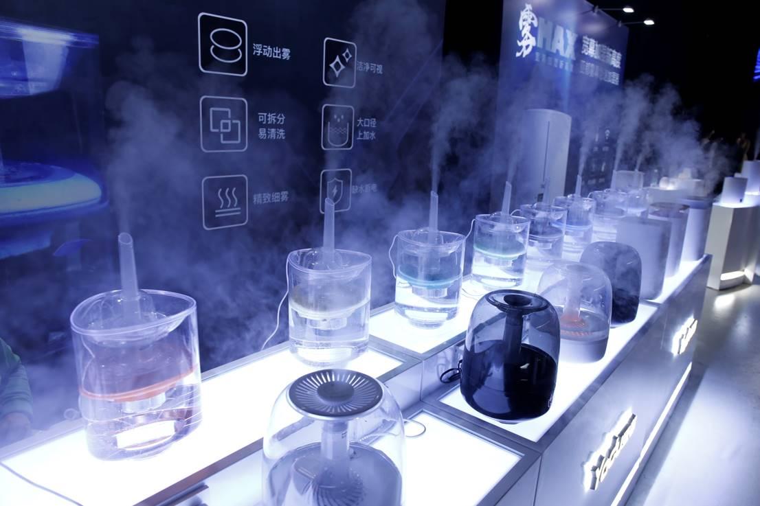 大揭秘!2020亚都科技新品发布 浮动机芯加湿器超吸睛