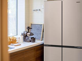 """""""双11""""什么值得买?选格兰仕500L大容量冰箱囤积零食美味!"""
