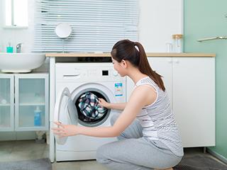 使用洗衣机应避免的误区