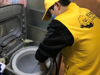 双十一后迎大忙,苏宁家电清洗服务作业量大涨316%