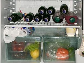 冰箱用不对 食物会浪费