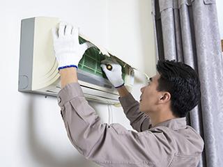空调定期清洗消毒可省电三成