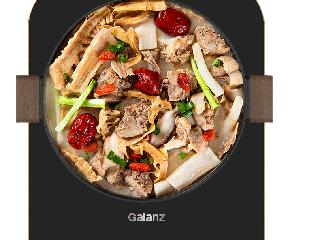 冬天的味道是火锅给的 格兰仕智能火电磁炉让美味更有锅气