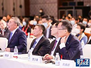 海信贾少谦:寿命长的大企业更值得尊敬和研究