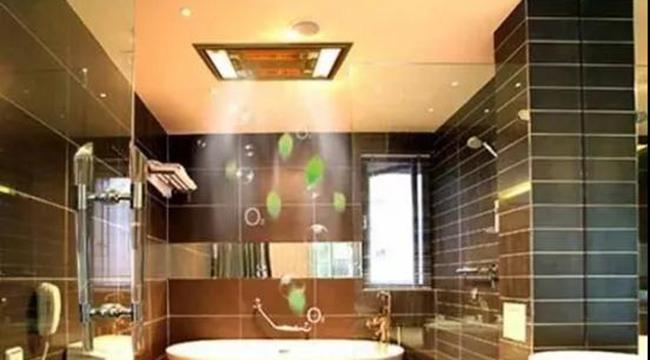 南方取暖设备被买爆 你家的浴室取暖也该更新一波了