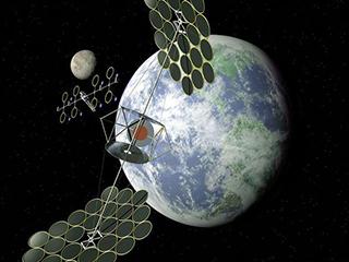 太空中的太阳能或许可以满足地球的能源需求