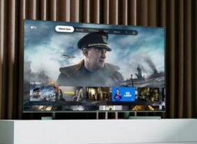 索尼为旗下部分旧款智能电视推出Apple TV应用
