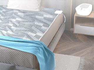 水暖床垫帮你解锁被窝取暖新姿势