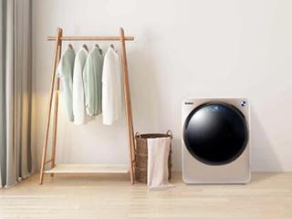 宝宝衣服拒绝混洗!格兰仕Mini洗衣机Ag+除菌加倍洁净