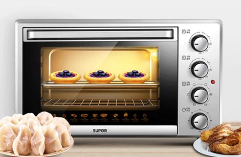 """苏泊尔家用电烤箱 美食每刻""""大""""不一样"""