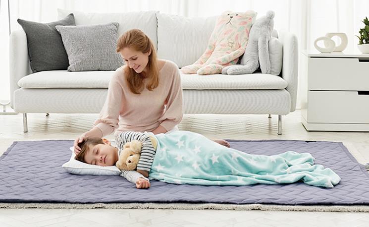 解锁被窝取暖新姿势 水暖床垫让你恋上你的床