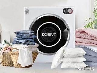 干衣机市场规模大幅度增长,品牌竞争日趋激烈