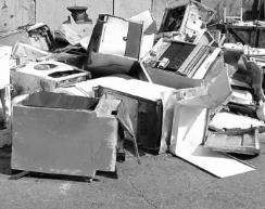 """回收8300公斤!本市""""小旧家电回收日""""试点活动完成"""