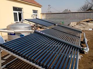 """国新办能源白皮书22次提""""光伏"""":太阳能供暖有望试点先行"""