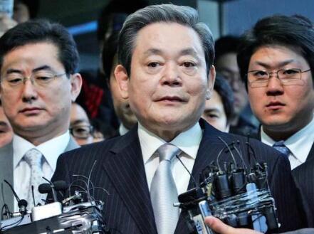 已故三星电子会长李健熙股票遗产税高达约652亿元