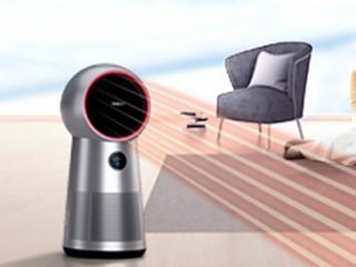 空气净化器秒变小太阳?这台莱克暖风净化器一机多用超有料