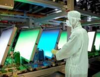 全球LCD电视面板产能首现同比下降