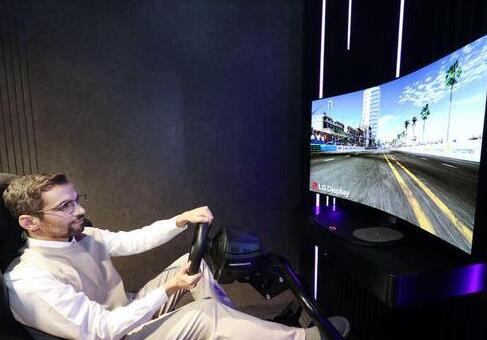 LG将发布可弯曲自发声OLED显示屏