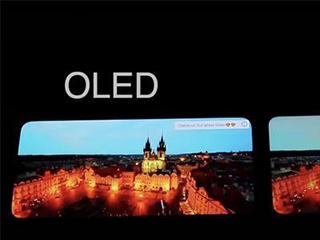 """""""两强""""之外增加变数 全球手机OLED格局竞争加剧"""