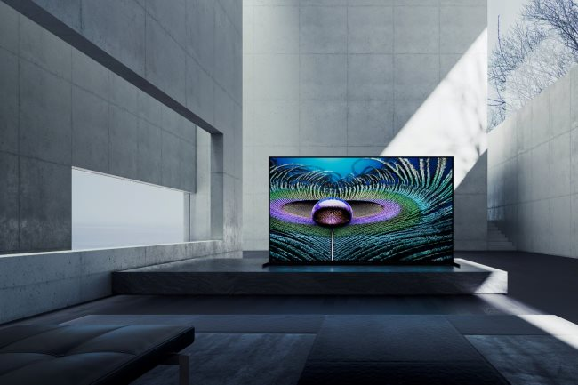 索尼发布XR认知芯片及电视阵容 缔造音画体验新高峰