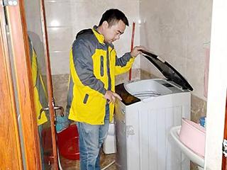 冬衣吸水性强,洗衣机出现故障,你有遇到吗?