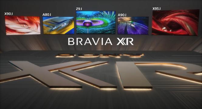 索尼用XR认知芯片宣告电视次世代来临
