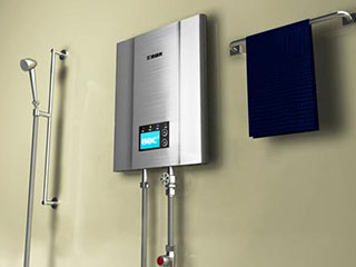 智能化健康型热水器走俏市场