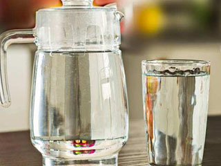 净水器净化后的第一杯水你喝了吗?