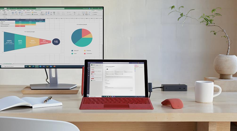 6588元起,微软Surface Pro 7+正式发布