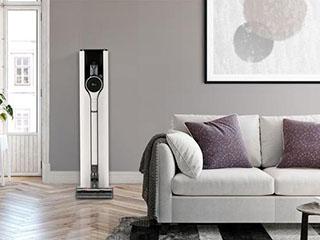 LG发布新款无线吸尘器 可自动清空集尘盒