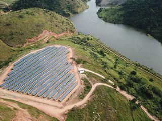2020年巴西新增太阳能装机容量7.5GW