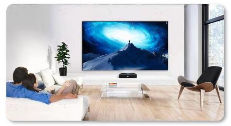 激光电视逆势生长:巨头入局超越市场需求 光峰引领行业未来可期