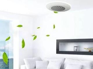 """新风系统的""""助攻"""",打造洁净、清新的空气环境"""