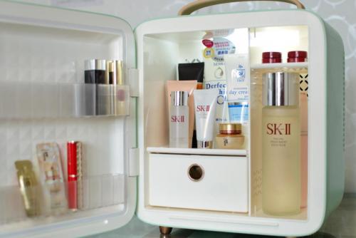 化妆品存储很重要,美妆冰箱帮你轻松搞定