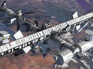 国际空间站更换新型太阳能电池,增加三成电力